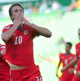 Lukáš Juliš přispěl gólem k demolici Moldavska a Lvíčata postoupila na EURO!