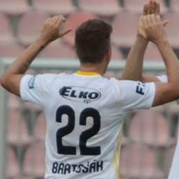 Bartošákův třetí ligový gól přispěl k dalšímu vítězství Zlína