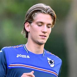Praet nahrával gól Sampdorie, ta ovšem padla 1:4 na Juventusu