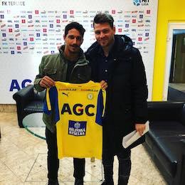 Yhojan Díaz si odbyl premiéru v lize, Teplice však v Jihlavě padly