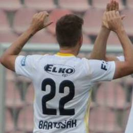 Bartošákův druhý ligový gól přispěl k dalšímu vítěztví Zlína