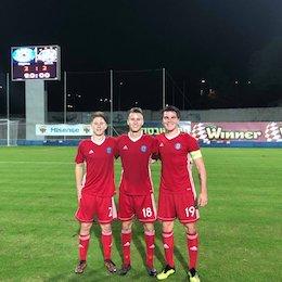 Zifčák se Zmrzlým zajistili Olomouci postup v UEFA Youth League!