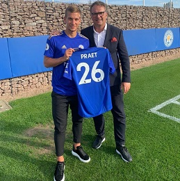 Dennis Praet přestoupil do Leicesteru City!