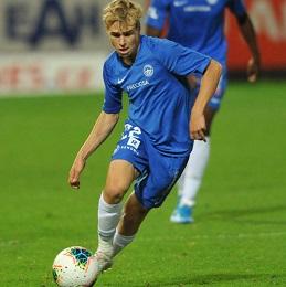 Michal Beran má za sebou vítězný prvoligový debut!