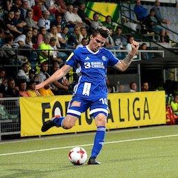 Pavel Zifčák svým prvním ligovým gólem korunoval vítězství Olomouce