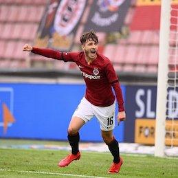 Sparta nestačila v Evropské lize na Lille, Leicester zvítězil na Arsenalu